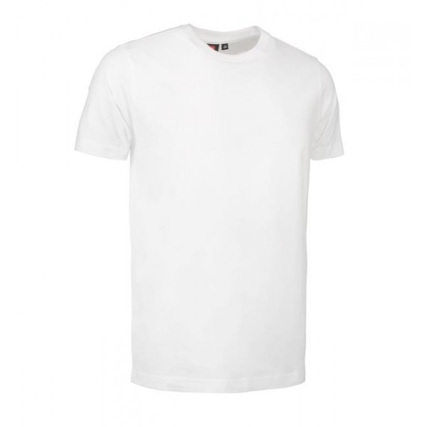 ID | 0502 T-TIME® T-shirt | tight, Hvid-3127