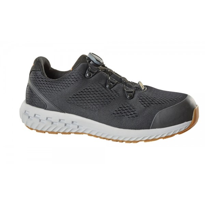 MASCOT® FOOTWEAR MOVE F0300-909-09 Sikkerhedssko Boa®-lukning Sort-319