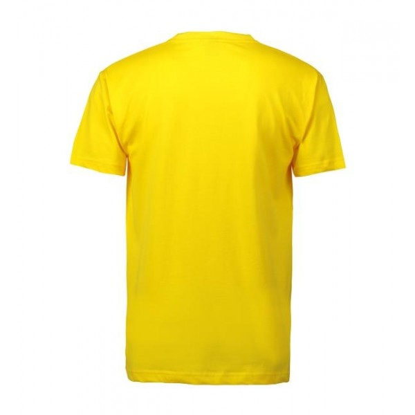 PRO wear T-shirt fra ID Gul 0510 INDUSTRI-kvalitet-315