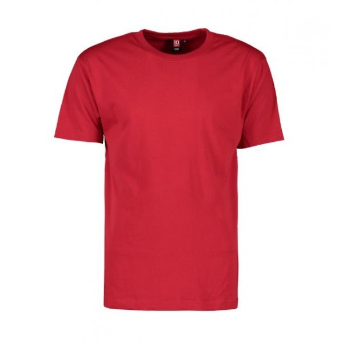 PRO wear T-shirt fra ID Rød 0510 INDUSTRI-kvalitet-314