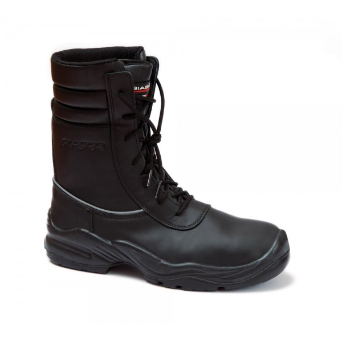 Giasco GRIP S3 CI HI WR HRO sikkerhedsstøvle i vandafvisende læder-347