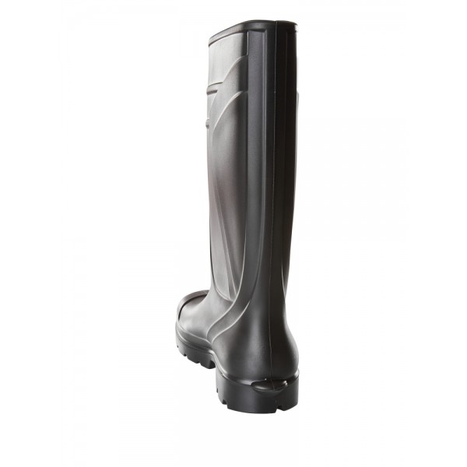 MASCOT® FOOTWEAR COVER F0852-703-09 PU-sikkerhedsstøvle Sort-311