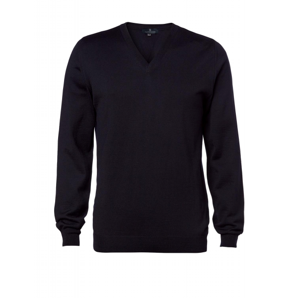 C.C.FIFTY-FIVE Pullover regular fit Navy-334