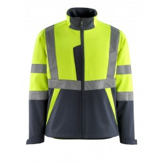 KIAMA   MASCOT® SAFE LIGHT Softshell jakke INDUSTRI-kvalitet-20