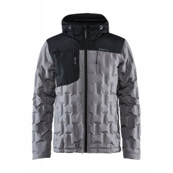 Craft Hybrid puffy jkt M Titanium Black INDUSTRI-kvalitet-20