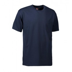 ID | 0550 T-TIME® T-shirt | brystlomme, navy-20