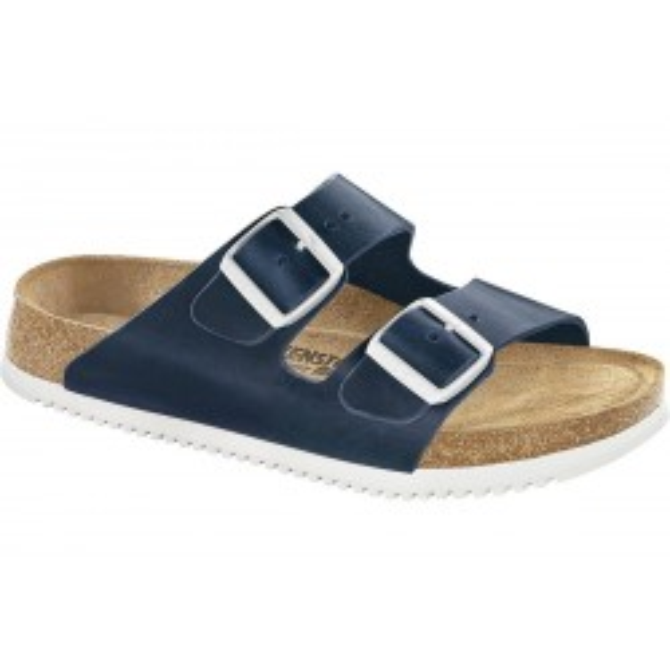 BIRKENSTOCK PROFESSIONAL Arizona SL SFB klassisk blå dame sandal med to remme, som er velegnet til alle,-20