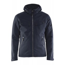 Craft 1905070 Utility Jacket M, Gravel/navy-20