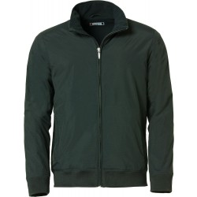 Clique   020969 Newport jakke med fleece, sort-20