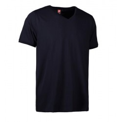 PRO wear CARE V-hals herre T-shirt | fra ID Navy 0372-20