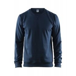 Craft| 1907564 Leisure crewneck M, Navy-20