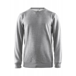 Craft| 1907564 Leisure crewneck M, Grå-20