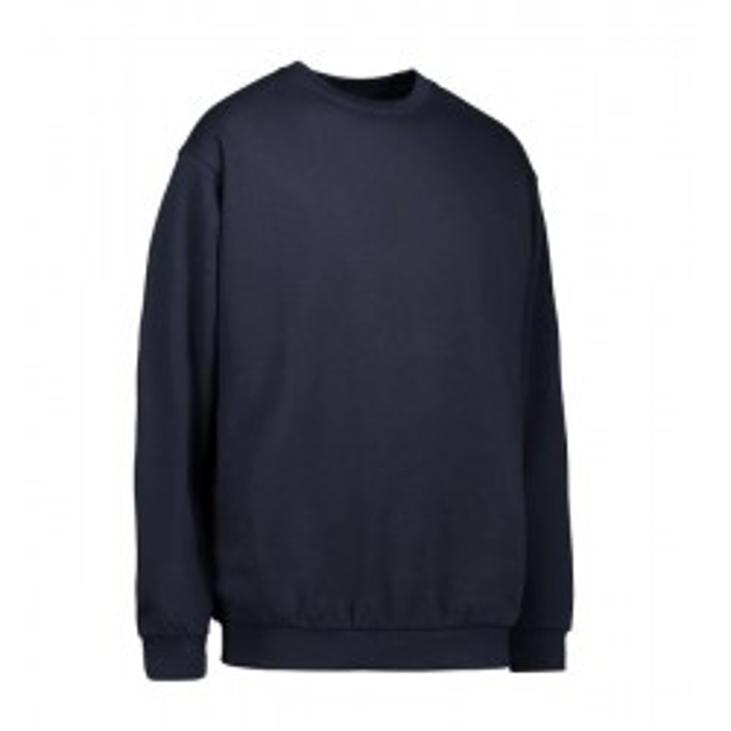 PRO wear Klassisk sweatshirt fra ID Marine 0600 INDUSTRI-kvalitet-20