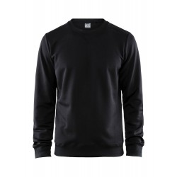 Craft| 1907564 Leisure crewneck M, Sort-20