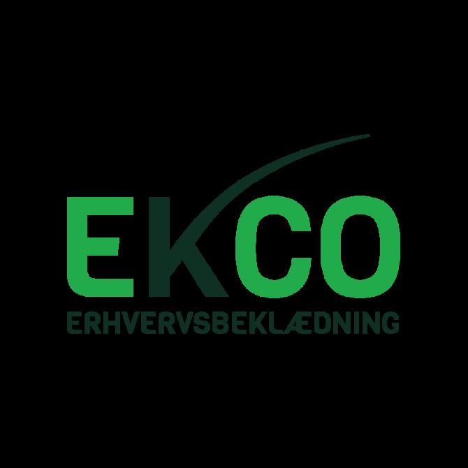 Klassisk poloshirt med lomme fra ID Sort 0520-022