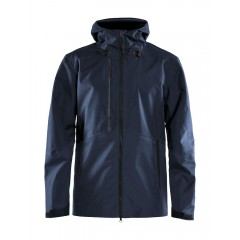 1907994 navy skaljakke Craft | 1907994 Block shell jkt male,