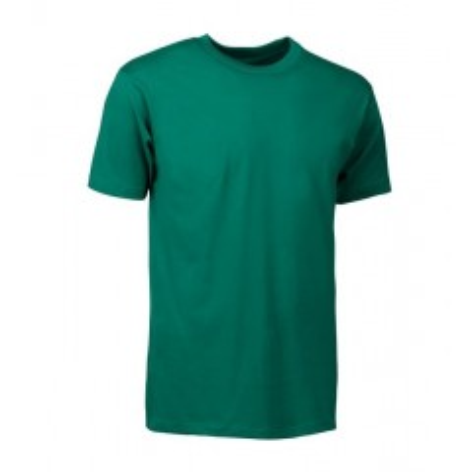 PRO wear T-shirt fra ID - Grøn - 0510 - INDUSTRI-kvalitet