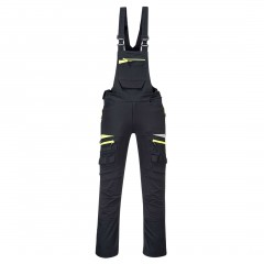 ENESTE OVERALL I 4-VEJS STRETCH - PORTWEST PROFTØJ DX441 - Ultra Stretch arbejdsoveralls - Sort