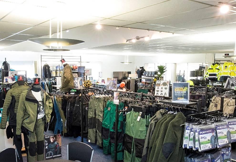 Vores butik i Roskilde